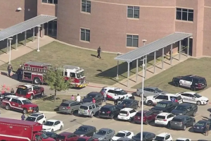Active Shooter Situation At Timberview High School In Arlington