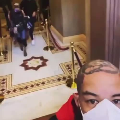 FBI Reportedly Investigating BLM and ANTIFA for U.S. Capitol unrest on January 6th.