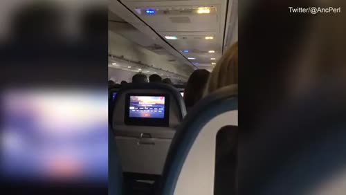 Delta Puts Romney Hecklers on No-Fly List For Exercising First Amendment Rights In Flight