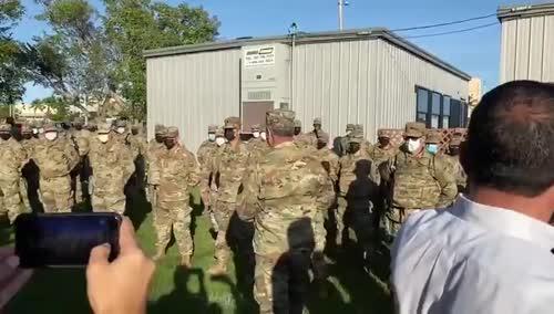 National Guard Troop Deployment to DC gets Weirder and Weirder