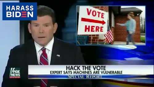 How to hack a Dominion Voting Machine by Princeton University Professor Professor Andrew Appel